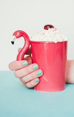 There's been so much chatter online lately about the concept of being a Is it empowering ? Is it belittling ? Are we all called to be bosses ? Grab a cup of flamingo coffee and let's . Flamingo Decor, Pink Flamingos, Flamingo Painting, Tumblers, Why I Run, Pink Bird, Cupcakes, Mug Cup, Bird Feathers