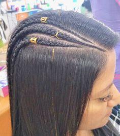 Baddie Hairstyles, Braided Hairstyles, Cool Hairstyles, Toddler Hair Dos, Short Hair Styles, Natural Hair Styles, Braids For Black Hair, Love Hair, Hair Makeup
