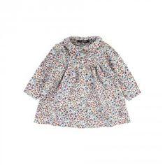 Baby Macha Flower Dress
