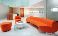 O'cee Soft Seating was designed by David Fox, and offers a thoroughly modern twist, with a striking profile and stylish chrome feet.>>> http://www.genesys-uk.com/Soft-Seating/OCee-Soft-Seating/Ocee-Soft-Seating.Html