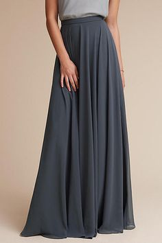 Anthropologie Hampton Skirt .. Feminine and flowy, this dreamy skirt is perfect with a cami or crop top.