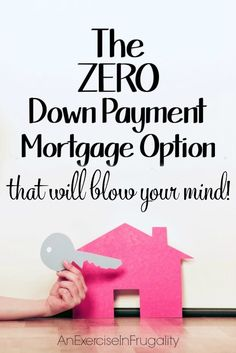 The Zero Down Payment Mortgage Option That Will Blow Your Mind-I did not know that this program existed until we were well into our house search. If you're willing to be open about the location of your home, you're not gonna want to miss this program offered by the USDA. homeowner | house hunter | rural | home loan | first time home buyer | real estate