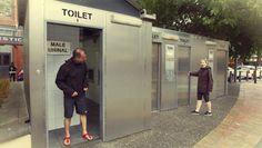 Туалеты в Новой Зеландии туристы часто используют не за предназначениям
