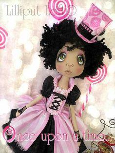 Urchin dolls