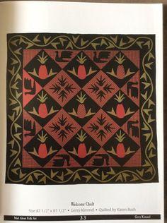 Mad about folk art, Gerry Kimmel