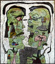 ALDEN MASON  TWO HEADS IN ONE, 1994-98