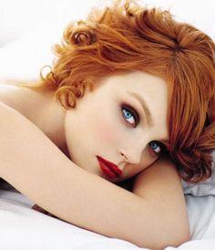 Hair gorgeous red head