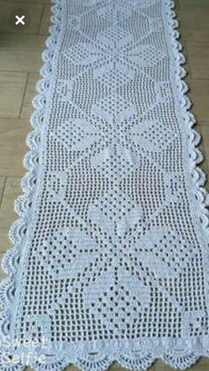 Free Patterns Archives - Beautiful Crochet Patterns and Knitting Patterns Crochet Dollies, Crochet Quilt, Thread Crochet, Crochet Lace, Crochet Flower Patterns, Crochet Designs, Crochet Flowers, Knitting Patterns, Crochet Table Runner Pattern