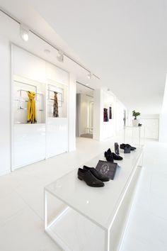 Emporium concept store by Garde, Baku Azerbaijan store design