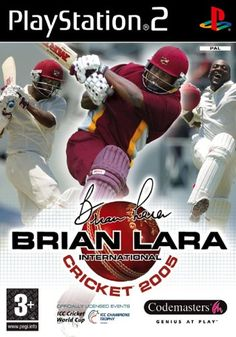 Codemasters Brian Lara International Cricket 2005 (PS2) Brian Lara International Cricket 2005 (PS2) (Barcode EAN = 5024866329292). http://www.comparestoreprices.co.uk/playstation-games/codemasters-brian-lara-international-cricket-2005-ps2-.asp