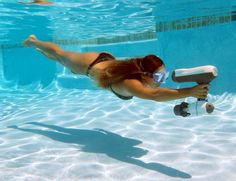 You can attach a Bixpy Jet to your kayak, standup paddle board or even hold one underwater as a diver propulsion vehicle (DPV) to boost your snorkeling or scuba diving.