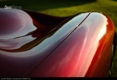 Curvy Red TVR by Mark Gilroy | 500px Prime