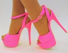 TOP 5 HOT PINK HEELS/SHOES