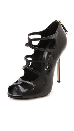 Strappy Heeled Sandals  http://rstyle.me/n/d8rz9pdpe