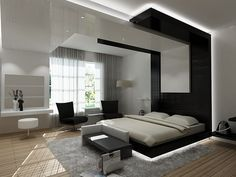 Master Bedroom Modern Design