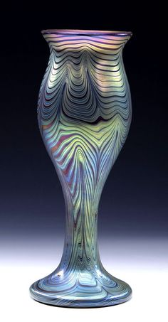 Vase Rubin Phaenomen Loetz Glass Art Deco Nouveau : Lot 3 000