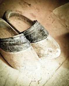 Vintage clogs. #greetingsfromnl
