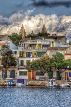 Porto Colom by Catalina Homar Riera