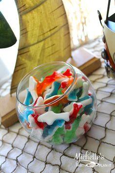 Hello Summer Party via Kara's Party Ideas | KarasPartyIdeas.com  [jello shots filling]
