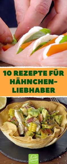 10 Rezepte mit Hähnchen 10 recipes for chicken lovers. 10 recipes with chicken. Crock Pot Recipes, Slow Cooker Recipes, Chicken Recipes For Kids, Baked Chicken Recipes, Healthy Dinner Recipes, Indian Food Recipes, Ethnic Recipes, Meatloaf Recipes, Ground Beef Recipes