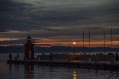 Lighthouse and fishing by Fabio Lanzi on 500px