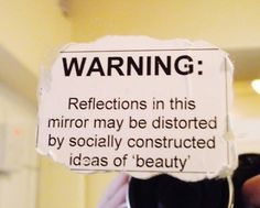 If you try to view yourself through the lenses that others offer you, all you will see are distortions; your own light and beauty will become blurred, awkward, and ugly. Your sense of inner beauty has to remain a very private thing. John O'Donohue Anam Cara: A Book of Celtic Wisdom.