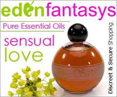 Ok I love getting oils, bath salts, and lots of great stuff at Eden Fantasys. Come check these out.