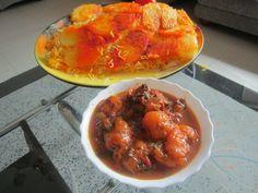 aloo polow iranian food food-album food