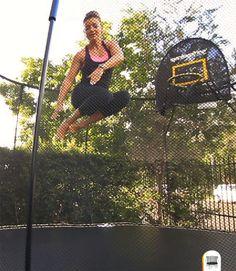 Springfree™ Trampoline Workouts with Lean Mumma | Springfree ® Trampoline Australia