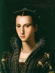 Alessandro Allori. Retrato de Dama Florentina (século XVI)