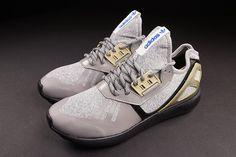 ADIDAS ORIGINALS TUBULAR COLLECTION (GOLD TRIM) | Sneaker Freaker