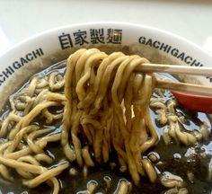 black ramen noodle recipe - http://johnrieber.com/2014/06/06/jason-stathams-black-tequila-ramen-japans-dinner-and-a-movie-night/