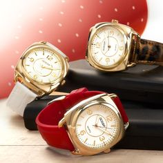 It's not too late! Our little elves can get these on Santa's sleigh by Christmas! 1 set, 3 watches already boxed & ready to give! #GiftIdeas