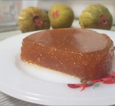 COMO PREPARAR DULCE DE HIGOS CON Thermomix® Food N, Canapes, Deserts, Cooking, Sweet, Beautiful, Puddings, Fig Jam, Buns