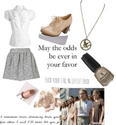 primrose everdeen by dancegirlusa98 on polyvore - Primrose Everdeen Halloween Costume