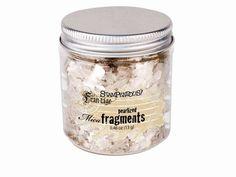 Mica Fragments Pearlized 17 gram  per stuk