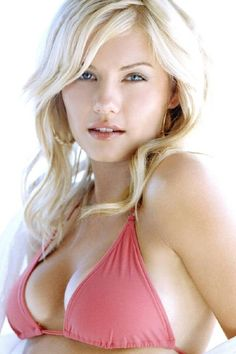 Elisha Cuthbert I live her hair. Plus she is hilarious in Happy Endings.