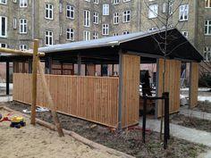 Carpenter Hillerød build this wood shed to put all kinds of stuff inside. @Tømrerhansen @Tømrer Hillerød  @Tømrer Hundested  @Tømreri Hillerød  @Tømrer i Hundested