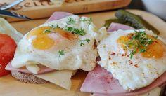 Miešané vajíčka na 4 spôsoby Bon Appetit, Eggs, Breakfast, Fit, Recipes, Smoothie, Morning Coffee, Shape, Recipies