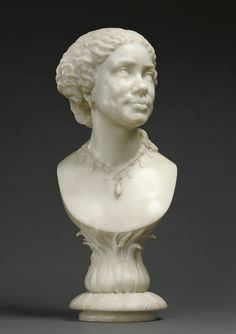 "Henry Weekes, ""Bust of an African Woman (based on an image of Mary Seacole),"" 1859. Mary Seacole is an inspirational figure from history, and her innate nobility is reflected here in this marble bust."