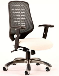 Boston Leather Executive Office Chair Features a heavy duty gas