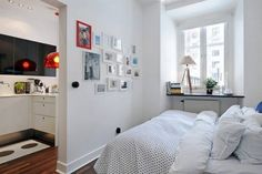 20 Small Bedrooms Ideas To Make Your Home Look Bigger | Fun Bedroom Ideas Decorating