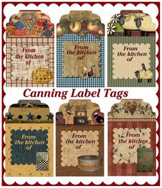 Label tags