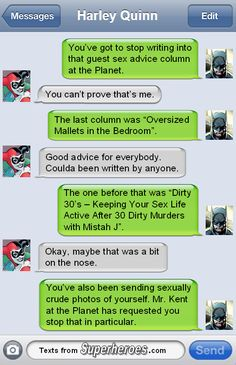 These 25 Texts From Superhero es Are Just Perfect