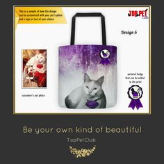 Be Your Own Kind Of Beautiful, Fig, Your Pet, Dog Lovers, Badge, Pets, Check, Shopping, Products