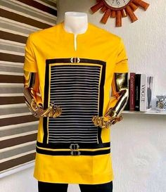Latest African Wear For Men, African Shirts For Men, African Dresses Men, African Attire For Men, African Clothing For Men, Nigerian Men Fashion, African Men Fashion, Africa Fashion, Boy Fashion