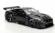 Nissan Skyline Gtr R35 Black Edition