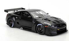 Nissan Skyline Gtr R35 Black Edition