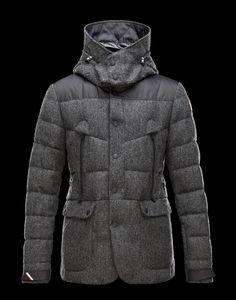 MONCLER GRENOBLE Men - Autumn/Winter 12 - OUTERWEAR - Jacket - TALEFRE