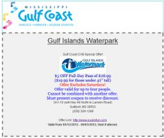 Gulf world discount coupons